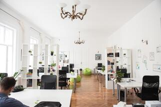 Coolest Coworking Spaces in Serbia: Smart Office