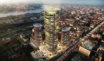 THE FUTURE OF BELGRADE! Our capital will look like New York with towers taller  than 100 meters!