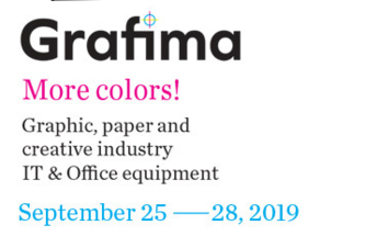 41st GRAFIMA – FAIR OF GRAPHIC, PAPER AND CREATIVE INDUSTRY