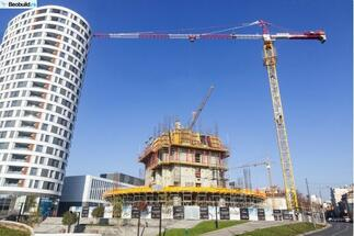 Tower worth 73 million euros: How are the works on the construction of Skyline in Belgrade going?