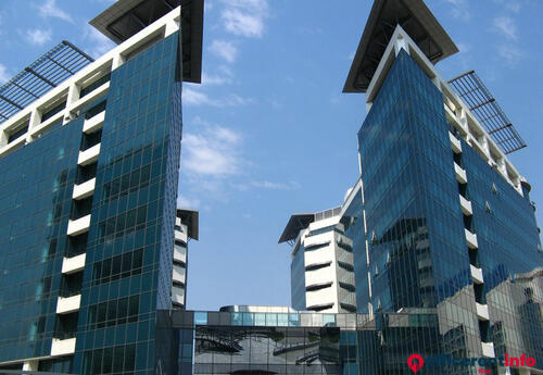 Offices to let in Sava Business Center