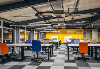 Offices and Coworking Space Niš - Think Innovative
